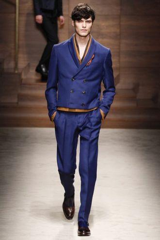 Phong cách Salvatore Ferragamo thay đổi