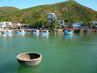 Làng chài Hải Minh chốn yên bình ở Quy Nhơn