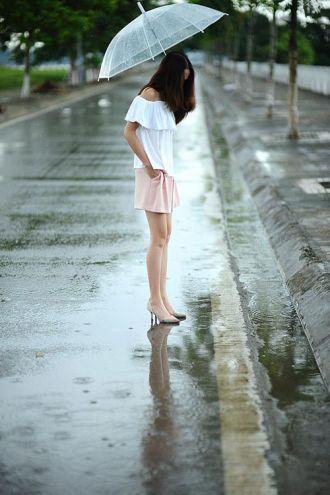Những kiểu quần cho ngày mưa hè độc đáo