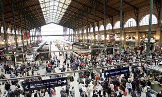 Một Paris quyến rũ quanh nhà ga Gare Du Nord