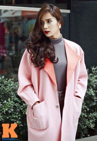 Áo khoác đẹp miễn chê cho nữ công sở