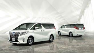 Toyota trình làng xe minivan hạng sang
