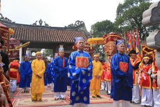 Lễ hội Cổ Loa sôi động ở đất Việt bạn có biết?
