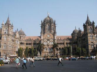 Mumbai như viên ngọc sáng nằm phía bờ biển Tây Ấn