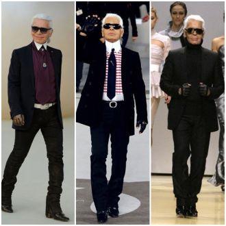 """Phong cách của 10 """"ông trùm"""" thời trang có khác biệt"""