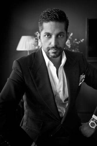 Phong cách Vòng tay Anil Arjandas cao cấp cho nam