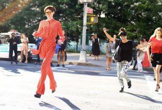 """Cách mặc đẹp như """"Nữ hoàng tạo dáng"""" Coco Rocha cá tính"""