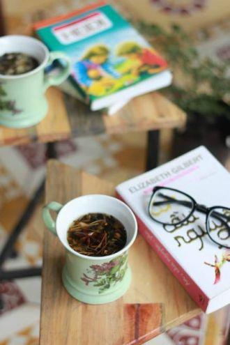 Những món trà làm ấm lòng ngày mưa lạnh