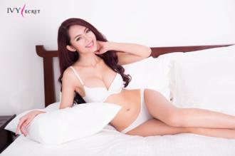 IVY moda vừa ra mắt dòng sản phẩm đồ lót IVY Secret