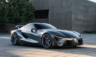 """Toyota Supra thế hệ 2018 sẽ """"đậm chất BMW"""""""