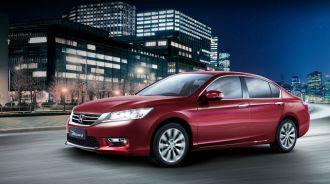 Honda Accord: 40 năm một chặng đường