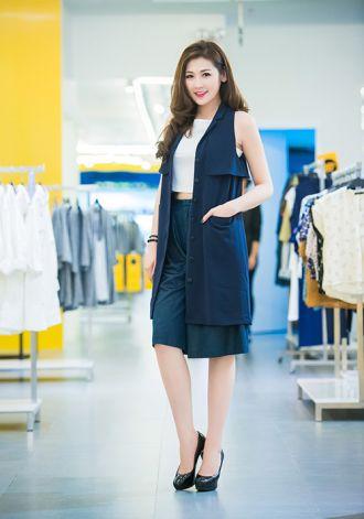 Dương Tú Anh gợi ý giúp bạn gái mặc đẹp thỏa thích