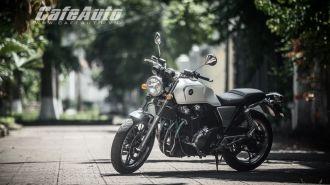 Hình ảnh Honda CB1100 nỗi ám ảnh của những tín đồ yêu hoài cổ