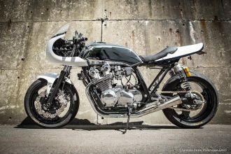 Honda CB 900F Cafe racer một phiên bản độ kinh điển