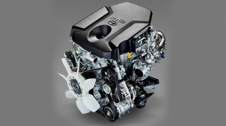 Động cơ Toyota Hilux và Fortuner 2016 gây bất ngờ