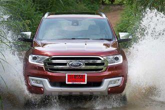 Ford Everest và Toyota Fortuner mới sẽ so găng thế nào tại Việt Nam?
