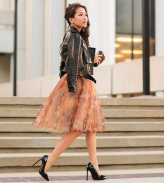 Những quý cô gốc Việt cao 1m55 nhưng mặc đẹp cao như 1m7 độc đáo