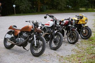 4 mẫu Yamaha độ cực độ vừa lên ngôi tại Châu Âu