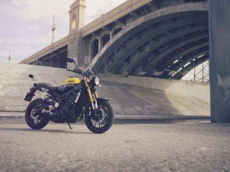 Chiếc xe độ chính hãng mang tên Yamaha XSR900