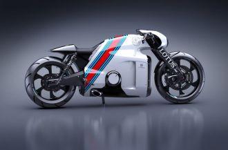 Ngắm những mẫu xe mô tô PKL có thiết kế độc đáo nhất trong lịch sử