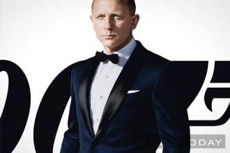 Cùng diện suit và tuxedo lịch lãm, sang trọng như James Bond mạnh mẽ