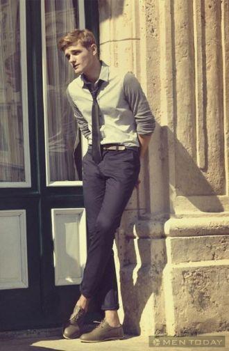 Đâu là tiêu chuẩn của sự vừa vặn trong trang phục nam