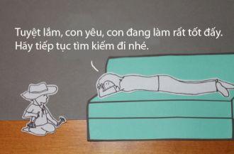 Những trò chơi dụ trẻ chơi khi mẹ buồn ngủ hiệu quả
