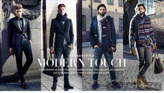 Phong cách cá tính cùng trang phục của H&M