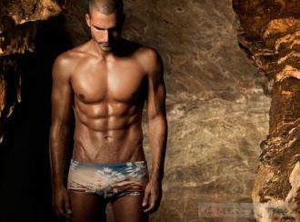 Phong cách quần short cực chất cho chàng cá tính
