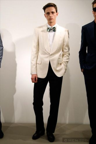 Phong cách thời trang nam từ Gieves