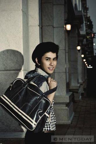 Thời trang trẻ trung và năng động cho teen boy tự tin