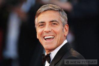 BST Gout thời trang quyến rũ của Geogre Clooney nổi tiếng