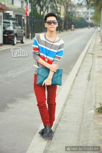 BST Street style cho các chàng trai Hà thành