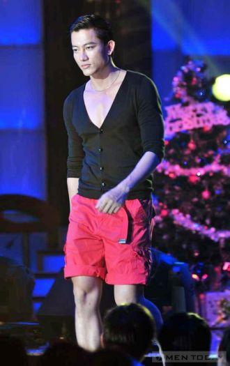 BST thời trang cho những chàng trai cực cute mùa Noel