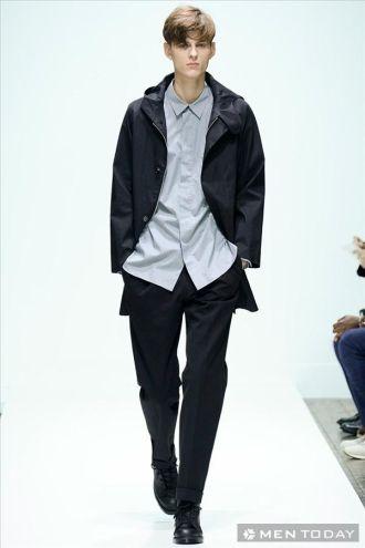 BST thời trang nam từ Margaret Howell | LCM độc đáo