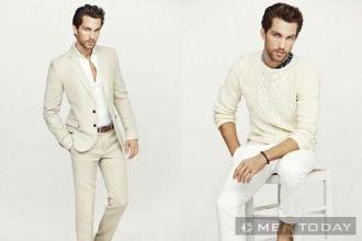 BST trang phục nam lịch lãm từ He by Mango và Sanahunt