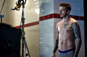 """Cầu thủ Beckham – """"Đàn ông"""" đích thực"""