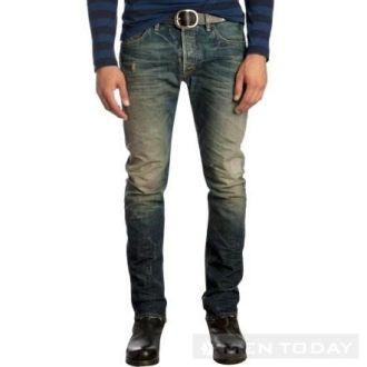 Cùng Nam tính và mạnh mẽ với BST quần jeans