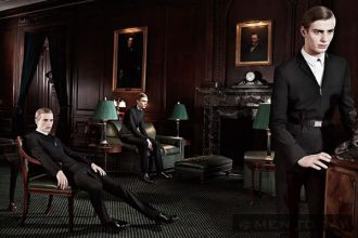 Dior Homme với bộ ảnh quảng cáo đẳng cấp