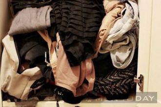 Hướng dẫn làm mới tủ quần áo cho bạn
