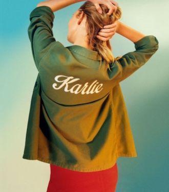 Karlie Kloss giới thiệu xu hướng thời trang xuân hè đầy cá tính
