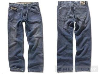 Mẹo biến hóa với quần jeans cũ lạ lẫm