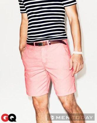 Những kiểu quần short các chàng nên có hè này