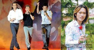 Những mẫu thời trang của các danh hài Hoài Linh, Chí Tài và Thành Lộc