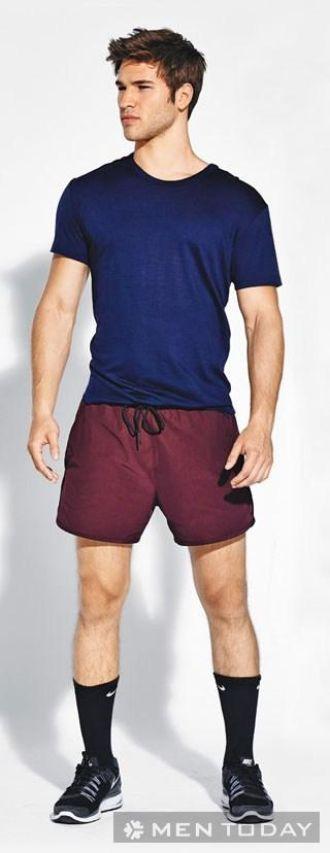 Những mẫu trang phục lý tưởng cho từng hoạt động thể thao