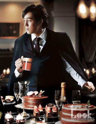 Những phong cách thời trang của các mỹ nam Hàn tự tin