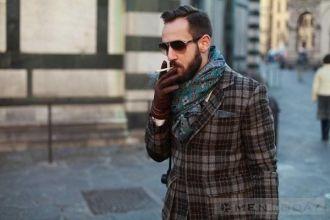 Những sắc màu cho trang phục ngày lạnh dành cho nam