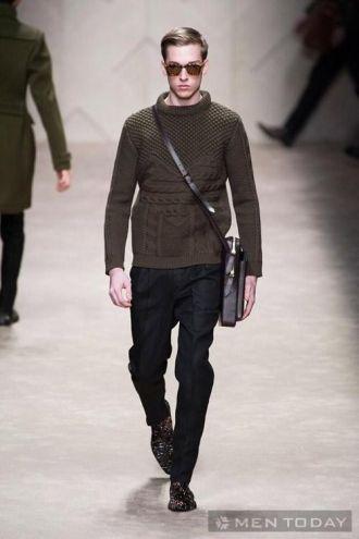 Phong cách áo len nam thu đông có gì mới