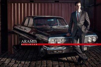 Phong cách cổ điển và nam tính của Aramis