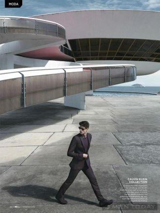 Phong cách Evandro Soldati cổ điển và sang trọng trên GQ Brazil